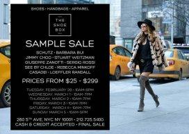 See By Chloe sample sales in New York